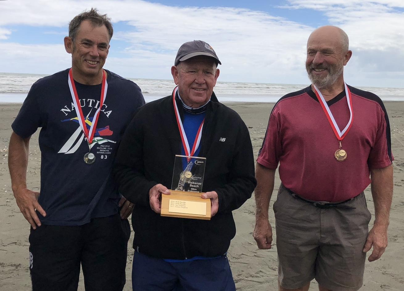 Marathon Winners!